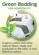 green bedding products